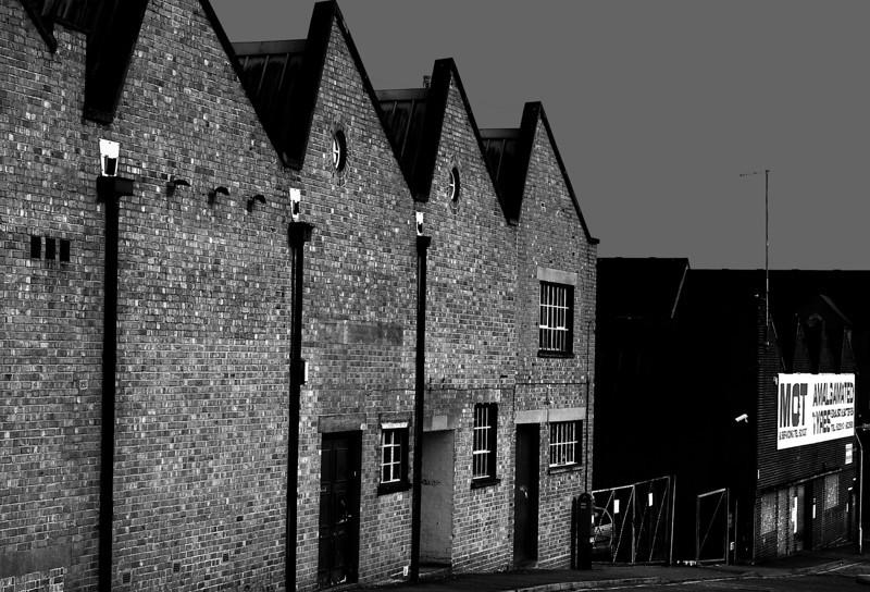 Factory, St Johns, Northampton