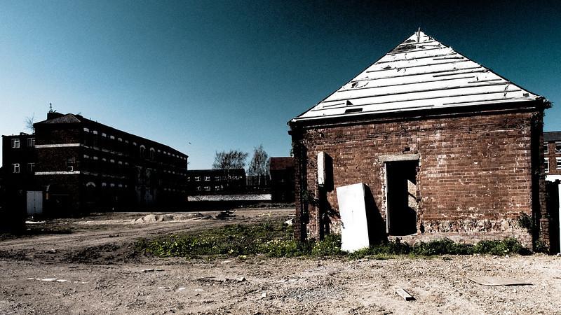 St Edmunds ruins, Northampton
