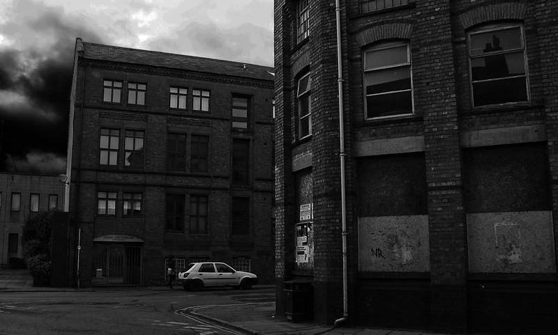 Shoe warehouses, Northampton