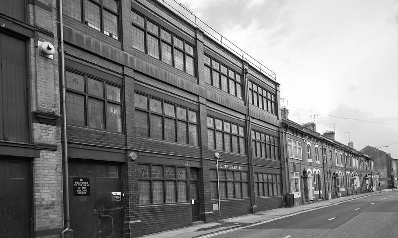 Trickers Factory, Northampton