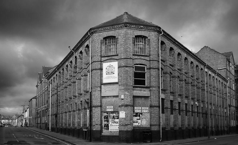 Shoe Factor- Hawkins, Northampton