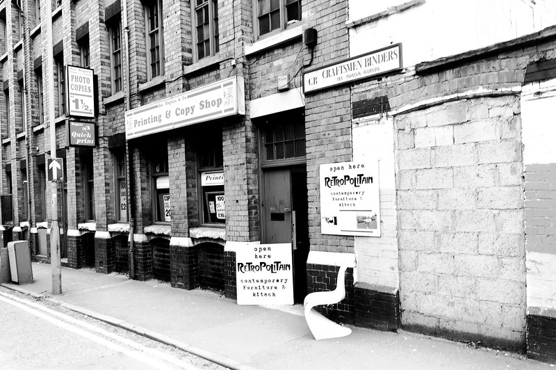 Factory shops
