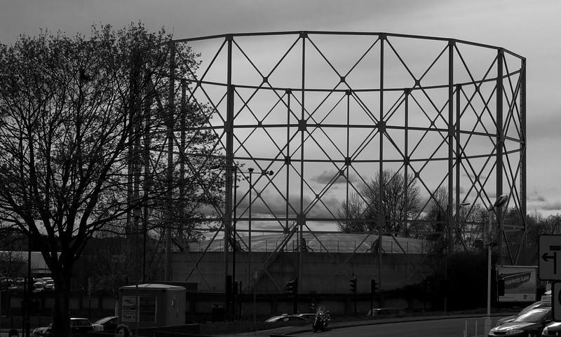 Gas Holder number 2, Northampton