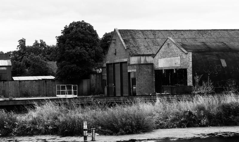 Cunningham's Bus Garage, Northampton