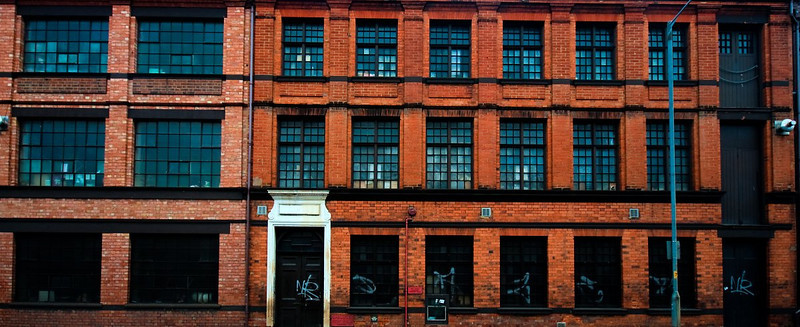 Factory, Northampton