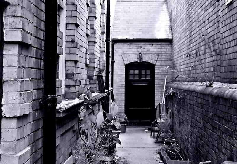 Back passage, Northampton