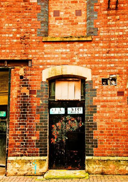 Doorcase, Northampton