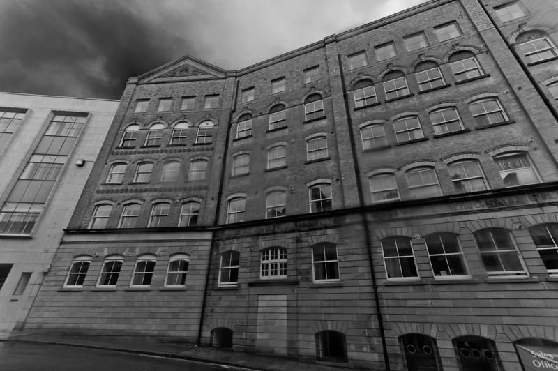 Co-op Warehouse, Northampton