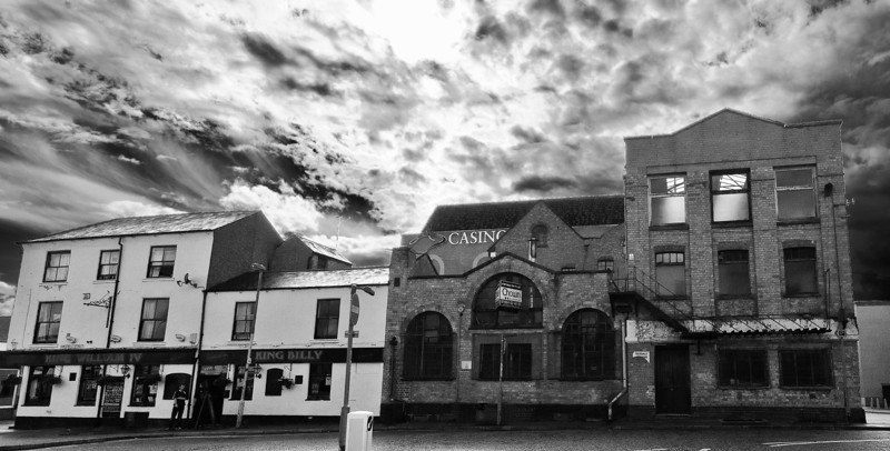 King Billy and factory, Northampton