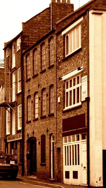 Taxi Office, Bridge St, Northampton
