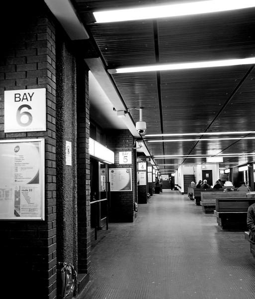 Bus Station, Northampton