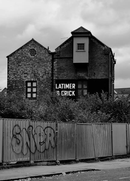 Grain warehouse, Northampton