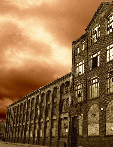 Factories, Northampton