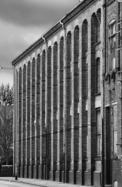 Shoe Factories, Northampton