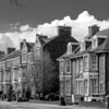 St George's Avenue from Kingsley Road, Northampton