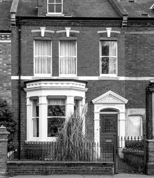 Catherine House 1887, Kingsley Road, Northampton