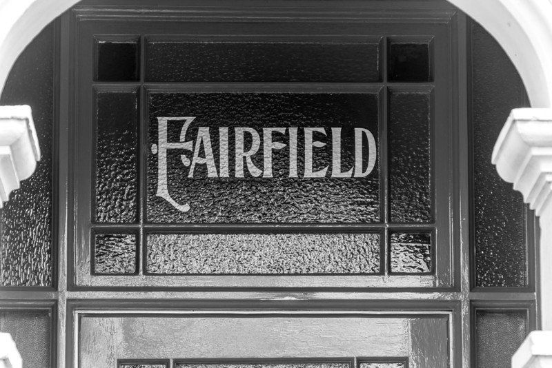 Fanlight, Fairfield, Kingsley Road, Northampton