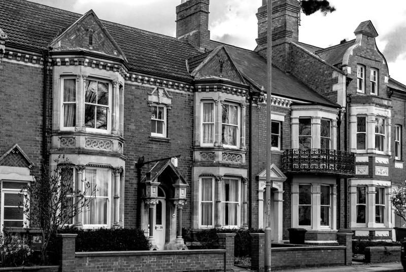 Balcony, Kingsley Road, Northampton
