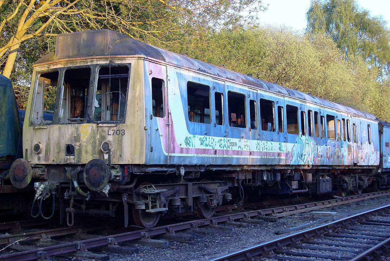 BR 51359 DMBS 03,05,2010 (Now Scrapped At Boothes Rotherham)