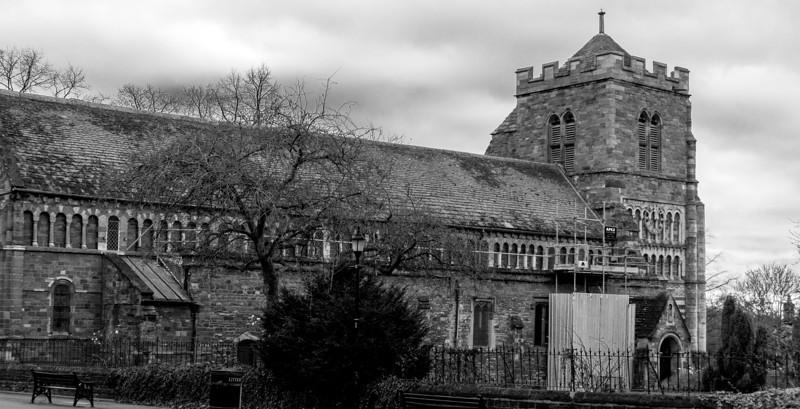 St Peter's Church, Mare Fare, Northampton