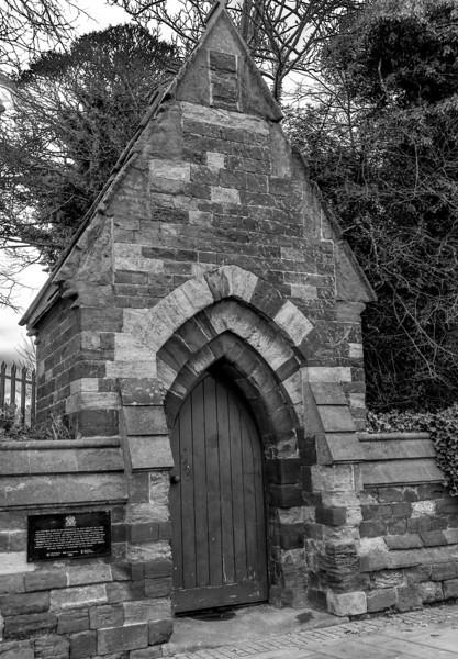 Postern Gate, Northampton Castle, Northampton