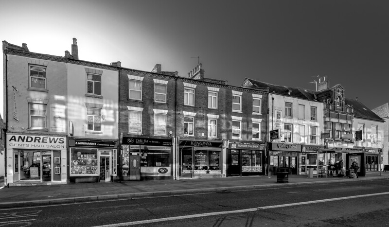 Shops, Mare Fare, Northampton
