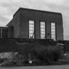 Front view, Nunn Mills Power Station, Northampton