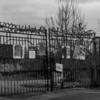 Gate, Nunn Mills Power Station, Northampton
