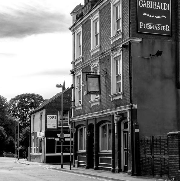 The Garibaldi, Bailiff Street, Northampton