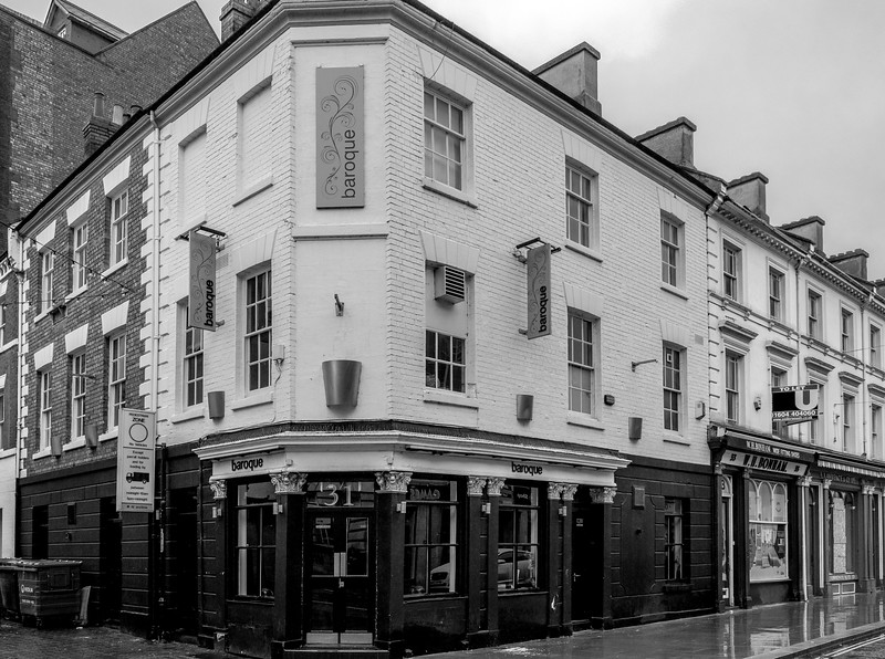 The Boot and Shoe, Fish Street, Northampton