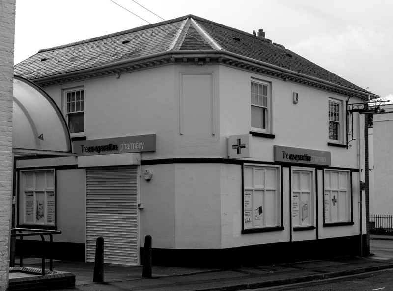 The (former) Duke of Edinburgh, Adelade Street - the 'postmans' pub'