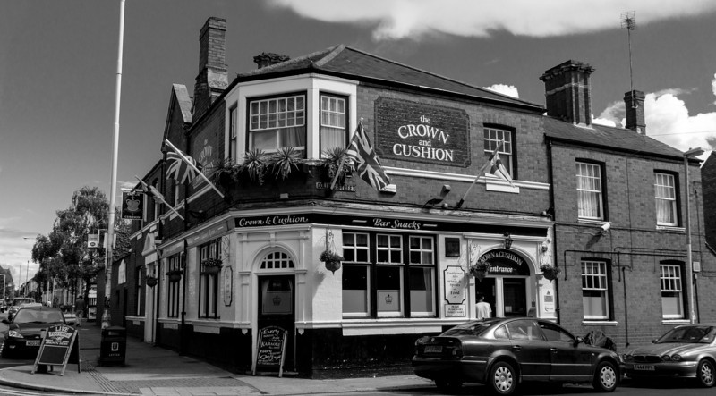 The Crownand Cushon, Wellingborogh Road, Northampton