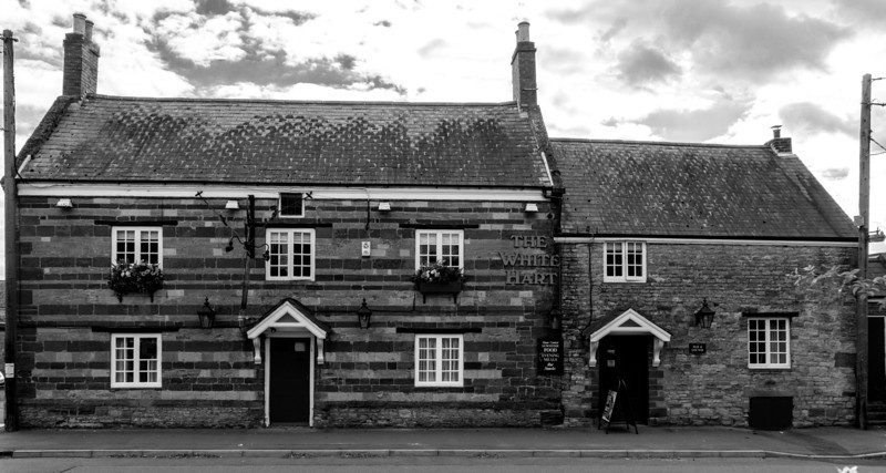 The White Hart,  Main Road, Hackleton, Northamptonshire