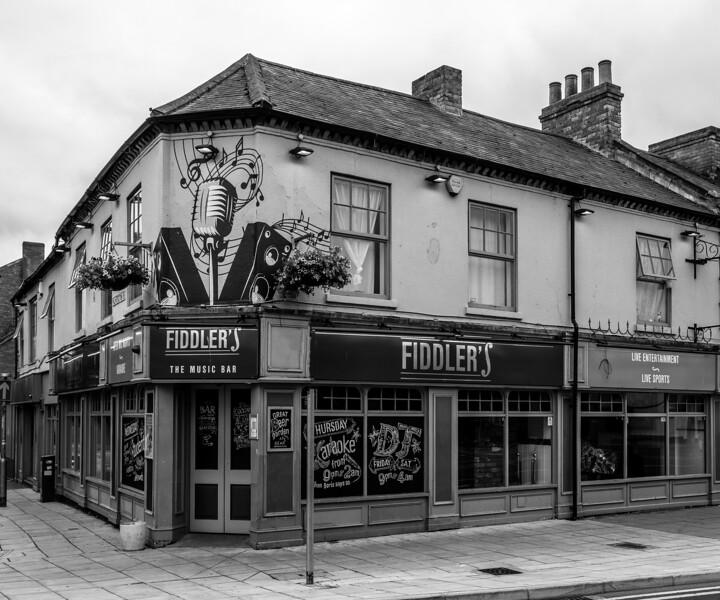 Fiddler McGuire's, Wellingborough Road, Northampton