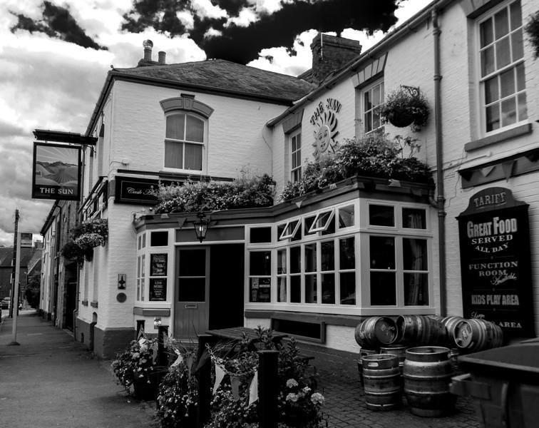 The Sun Inn, Hardingstone, Northamptonshire - Copy