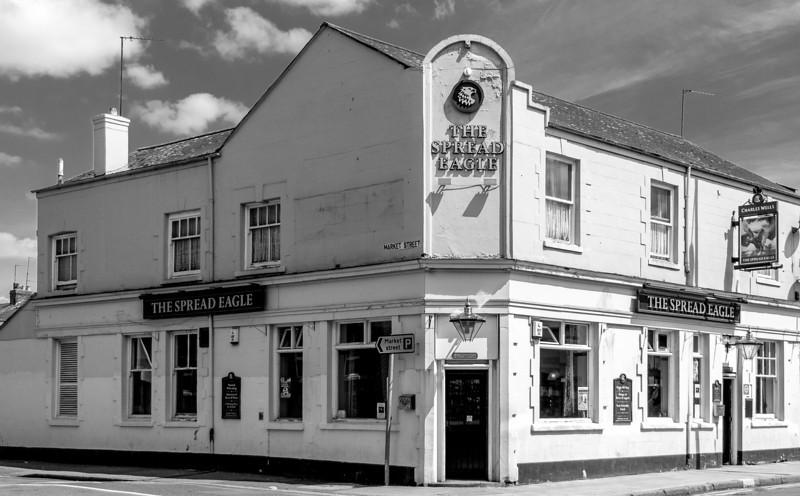 The Spread Eagle, Wellingborough Road, Northampton  25 May 2013