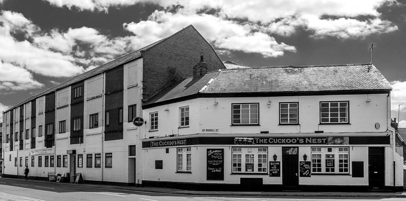 Kerridge Bros, Shoe Factory, Clare Street, Northampton