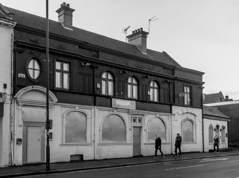 The former Bull and Butcher, Bridge Street, Northampton