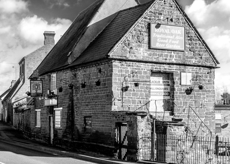 The Royal Oak, High Street, Flore, Northamptonshire