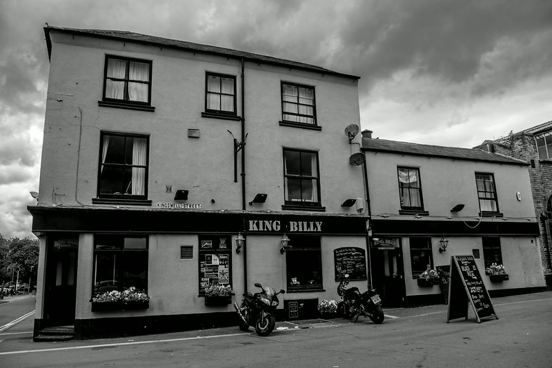King Billy, Commercial Street, Northampton