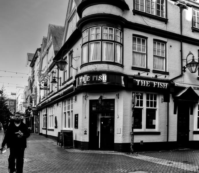 Fish Street, Northampton