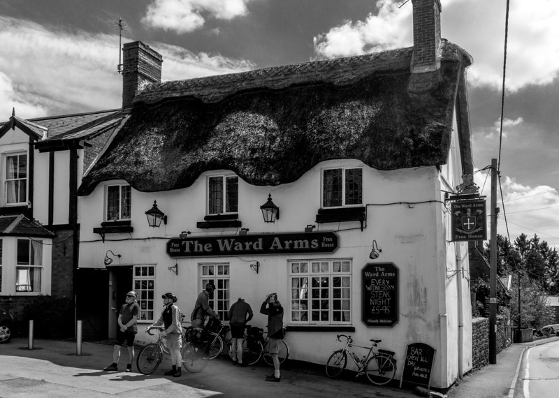 The Ward Arms, Guilsborough, Northamptonshire
