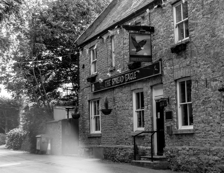The Spread Eagle, Forest Road, Piddington, Northamptonshire