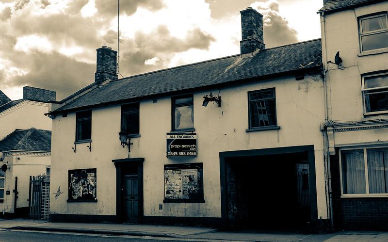 The Pomfret Arms, Cotton End, Northampton