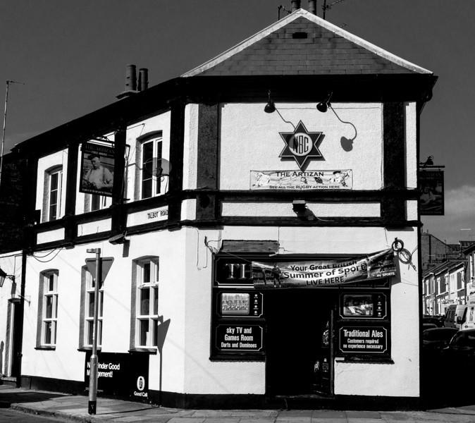 The Artizan, Talbot Road , Northampton