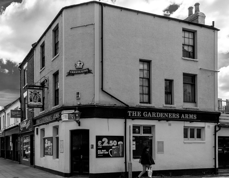 The Gardeners Arms, Wellingborough Road, Northampton  25 May 2013