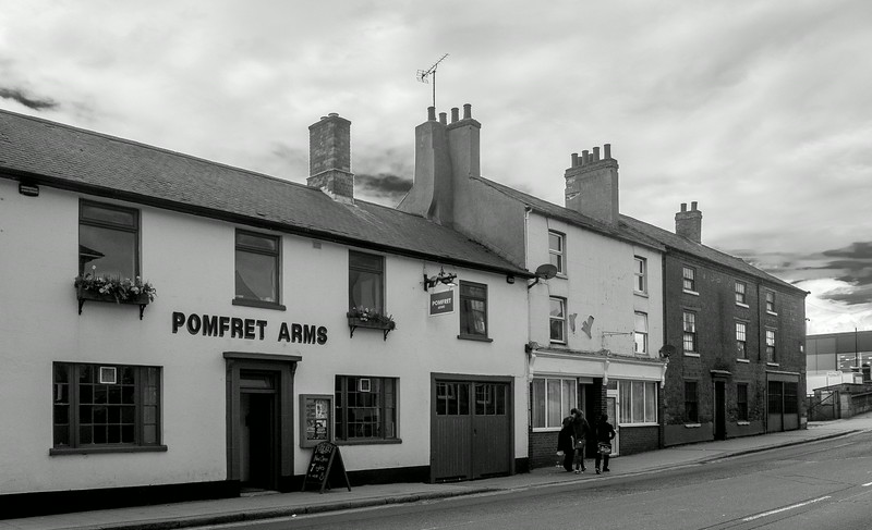 Pomfet Arms, Far Cotton, Northampton