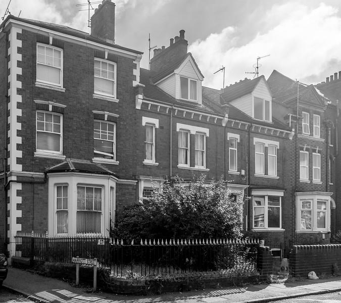 Corner of Marriott Street and Semilong Road, Semilong, Northampton