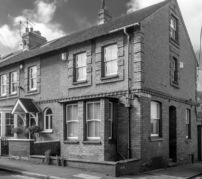 Houses, Semilong Road, Semilong, Northampton