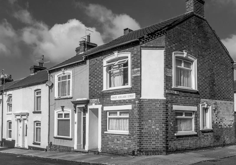 Cornwe of Lower Adelaide Street and  Semilong Road, Semilong, Northampton